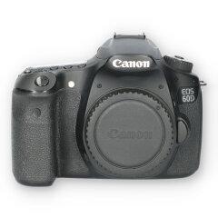 Tweedehands Canon Eos 60D body CM2501