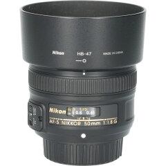 Tweedehands Nikon AF-S 50mm f/1.8G CM2052