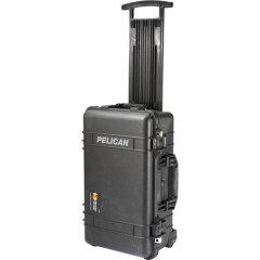 Peli Case 1510 Black 50,2x27,9x19,3cm (plukschuim interieur)