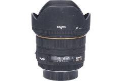 Tweedehands Sigma 50mm f/1.4 EX DG HSM Nikon F Sn.:CM6282
