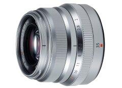 Fujifilm XF 35mm f/2.0 WR - Zilver
