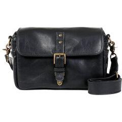 ONA The Bowery Bag Black Leather