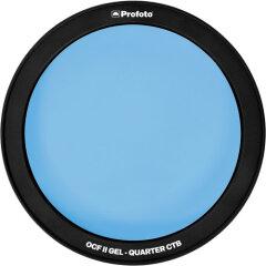 Profoto OCF II Gel Quarter CTB