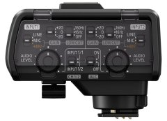 Panasonic DMW-XLR1 Microfoonadapter voor GH5