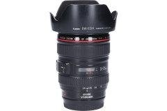 Tweedehands Canon EF 24-105mm f/4.0 L IS USM Sn.:CM3604