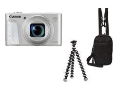 Canon PowerShot SX730 HS Travel Kit Zilver