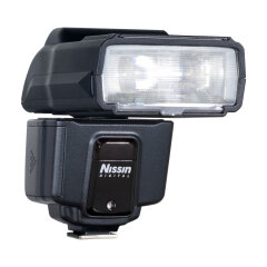 Nissin i600 Reportageflitser voor Fujifilm