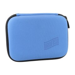 Brofish Case Small GoPro Edition - blauw rubber