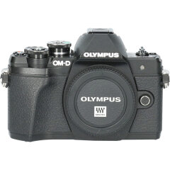 Tweedehands Olympus OM-D E-M10 Mark III Body Zwart CM2360