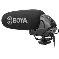 Boya BY-BM3030 Shotgun Richtmicrofoon