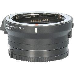 Tweedehands Sigma Adapter MC-11 - Canon EF naar Sony E-mount CM4052