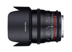 Samyang 50mm T1.5 AS UMC VDSLR Canon