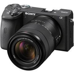 Sony A6600 Zwart + 18-135mm