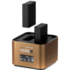 Hahnel ProCube2 Twin Charger voor Olympus