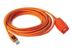 Tether Tools TetherPro USB 3.0 - Active Extension (5m oranje)
