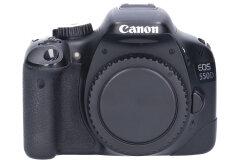 Tweedehands Canon EOS 550D Body Sn.:CM6469