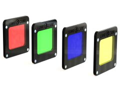 Lume Cube RBGY Color Pack voor Light-House - 4 stuks