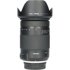 Tweedehands Tamron 18-400mm f/3.5-6.3 Di II VC HLD Nikon CM5485