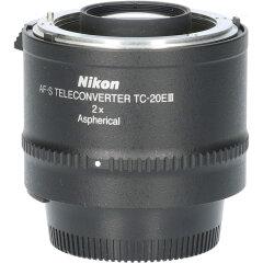 Tweedehands Nikon TC-20E III alleen voor AF-S objectieven CM1191