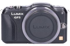Tweedehands Panasonic Lumix DMC-GF5 - Body Sn.:CM6932