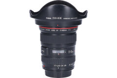 Tweedehands Canon EF 17-40mm f/4.0L USM Sn.:CM7553