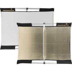 Sunbounce  Sun-Bouncer Reflectiescherm Micro-Mini Frame - Zilver