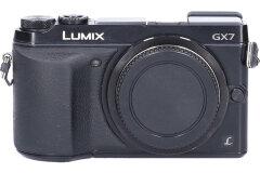 Tweedehands Panasonic DMC-GX7 Body Sn.:CM5643