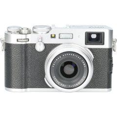 Tweedehands Fujifilm FinePix X100F Zilver CM0775