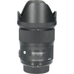 Tweedehands Sigma 35mm f/1.4 DG HSM Art Nikon CM2037
