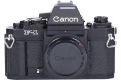 Tweedehands Canon F1 Body - Zwart Sn.:CM3894