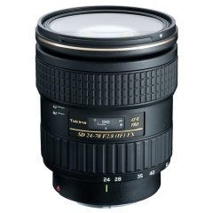 Tokina 24-70mm f/2.8 AT-X Pro FX - Canon