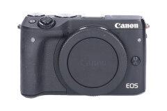 Tweedehands Canon EOS M3 - Body Sn.:CM6981