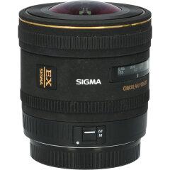Tweedehands Sigma 4.5mm f/2.8 EX DC HSM Fisheye Canon CM0484