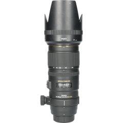 Tweedehands Sigma 70-200mm f/2.8 EX DG OS HSM Nikon CM3617