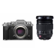 Fujifilm X-T4 Zilver + XF 16-55mm f/2.8 R LM WR