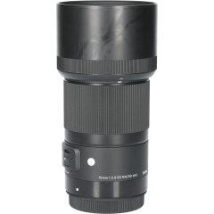 Tweedehands Sigma 70mm f/2.8 DG Macro Art Canon CM1203