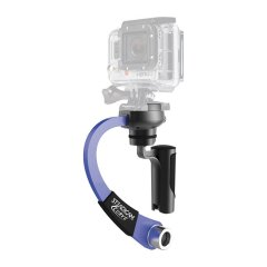 Steadicam Curve voor GoPro - blauw