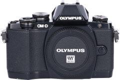 Tweedehands Olympus E-M10 body zwart Sn.:CM4748