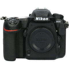 Tweedehands Nikon D500 Body CM9988