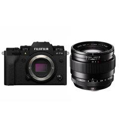 Fujifilm X-T4 Zwart + XF 23mm f/1.4 R