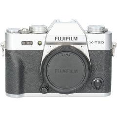 Tweedehands Fujifilm FinePix X-T20 Body Zilver CM0546