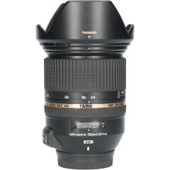 Tweedehands Tamron SP 24-70mm f/2.8 Di VC USD Nikon CM5360