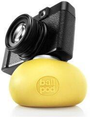 Ballpod 8cm - Geel