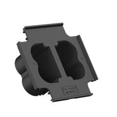 Hahnel ProCube2 accuplaat voor Fuji NP-W235 batterijen