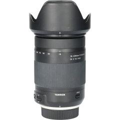 Tweedehands Tamron 18-400mm f/3.5-6.3 Di II VC HLD Nikon CM1125