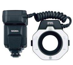 Sigma EM140 DG MacroFlash Canon ETTL incl. 55/58mm adapterring - Losse flitser