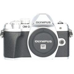 Tweedehands Olympus OM-D E-M10 Mark III Body Zilver CM5480
