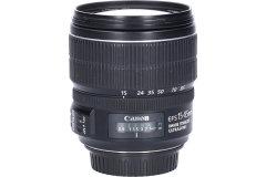 Tweedehands Canon EF-S 15-85mm f/3.5-5.6 IS USM Sn.:CM3853