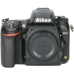 Tweedehands Nikon D750 Body CM1140
