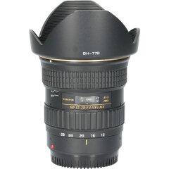 Tweedehands Tokina 12-24mm f/4.0 PRO DX Canon CM4404